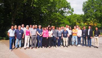 The TomGEM consortium at its 1st Progress Meeting in Toulouse.