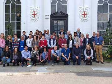 The TomGEM consortium at its 3rd Progress Meeting in Old Windsor